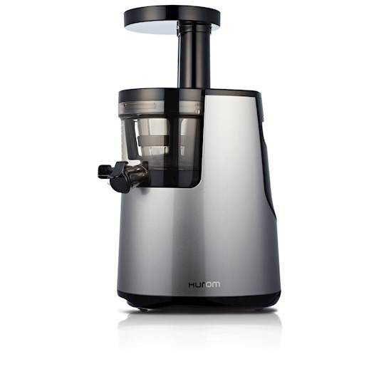 Hurom HH 2nd Generation Slow Juicer Tummanharmaa