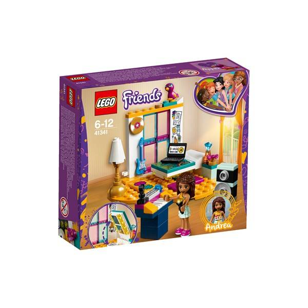 Lego Andreas sovrum, LEGO Friends (41341)