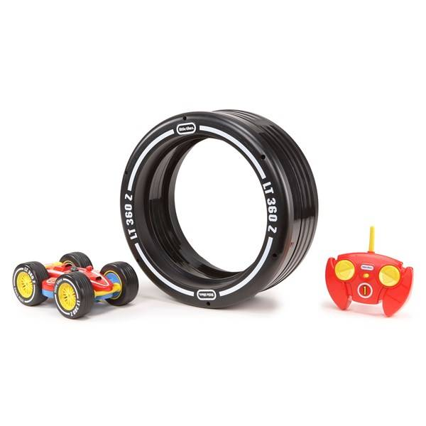 Tire Twister, Radiostyrd Bil, Little Tikes