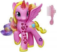 My Little Pony Magic Glowing Hearts Cutie Mark