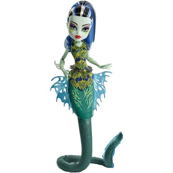 Frankie Stein, Glowsome Ghoulfish, Great Scarrier Reef, Monster High
