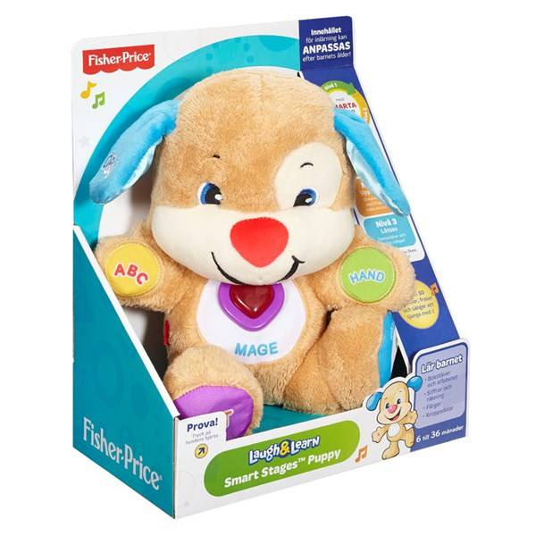Fisher-Price Smart stages puppy, Fisher-Price
