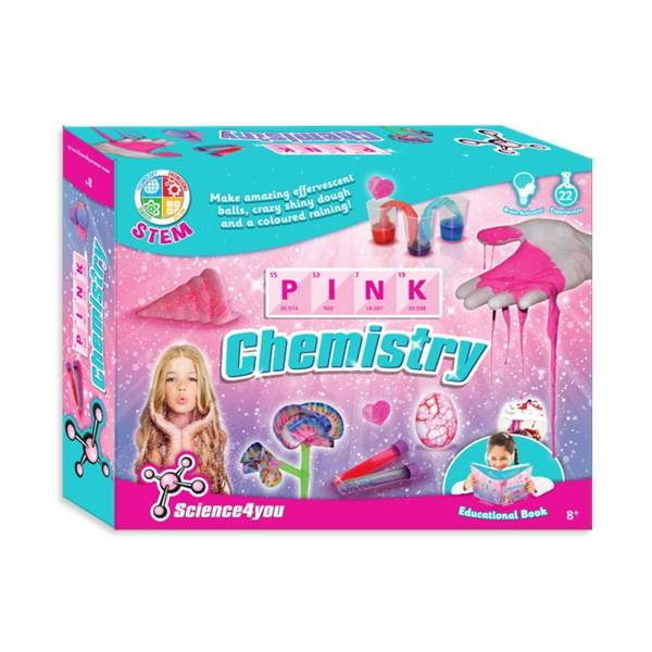 Pink Chemistry, Science4you