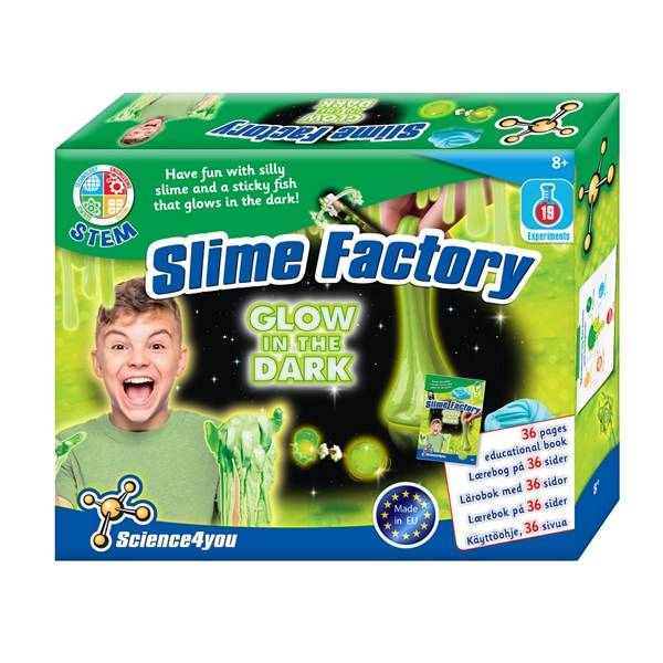 Glow Slime, Science4you
