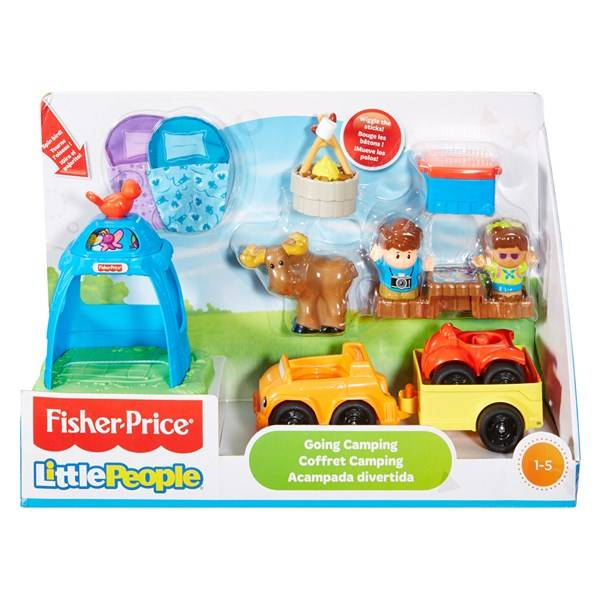 Fisher-Price Little People Holiday Lekset, Fisher Price
