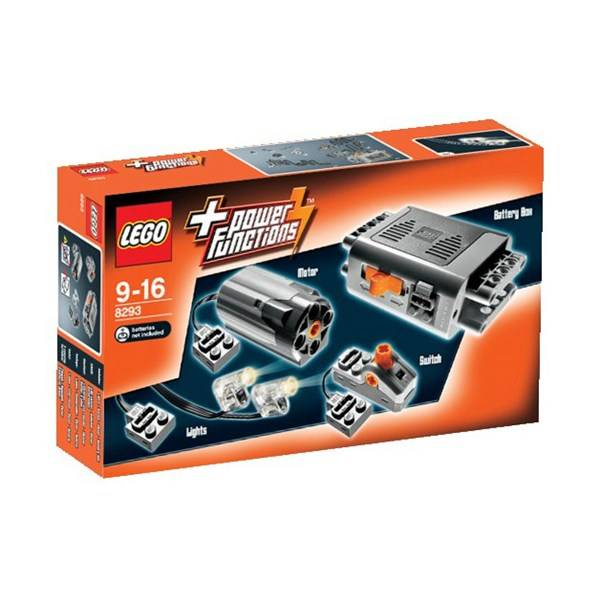 Lego Power Functions -moottorit, Lego Technic (8293)