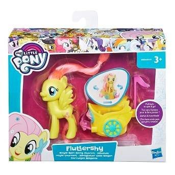 My Little Pony Spin Along Chariot Fluttershy