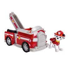 Marshall Fire Fighting Truck Marshall, Paw Patrol