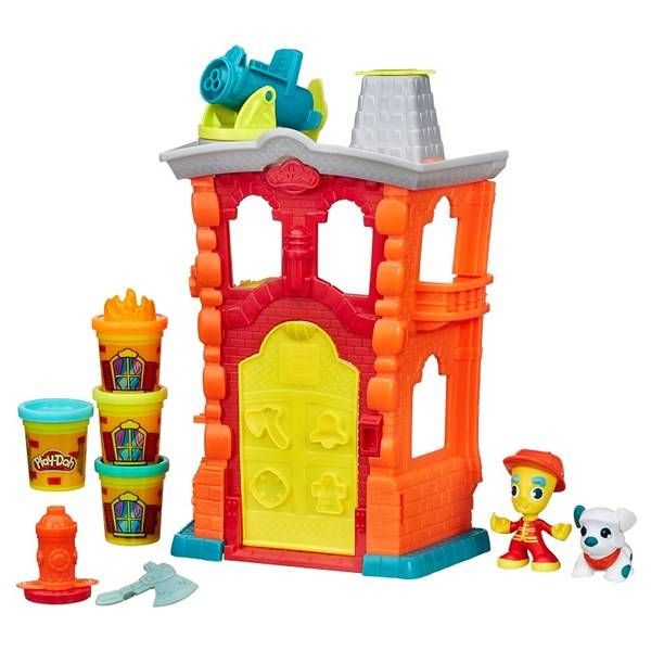 Play-Doh Brandstation, Play-Doh Town