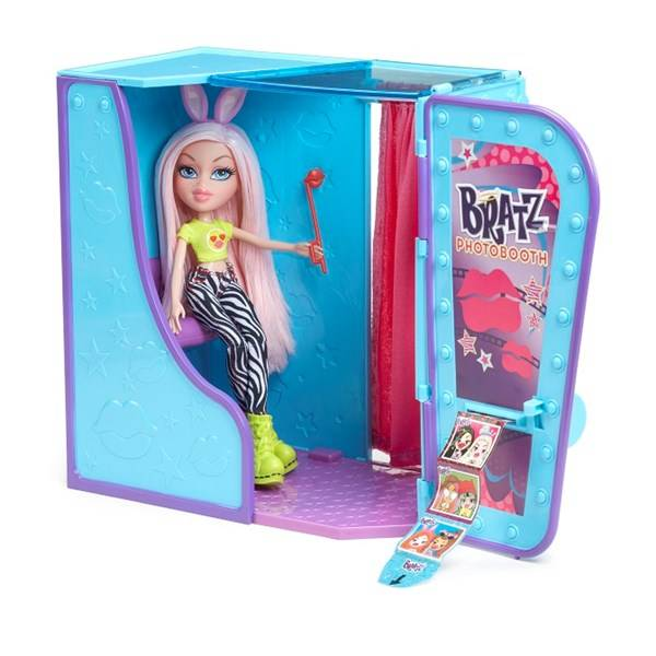 Lekset - Fotoautomat med Cloe-docka, Bratz