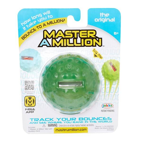 Master a million, Grön, Jakks Pacific