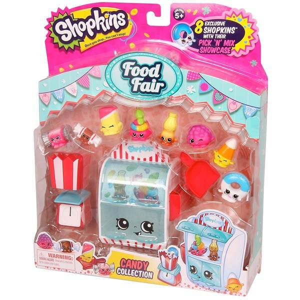 Candy Shopkins Food Fair Candy Collection