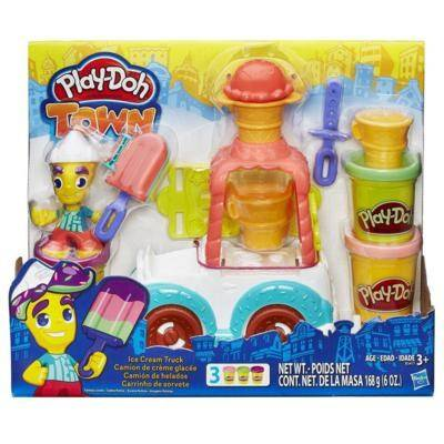 Play-Doh Town Ice Cream Truck, Play-Doh
