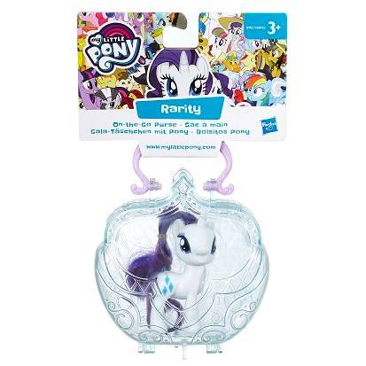 Rarity, On-the-Go Purse, My Little Pony