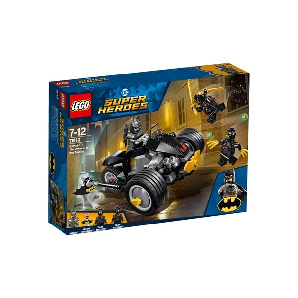 Lego Batman™: The Attack of the Talons, LEGO Super Heroes (76110)