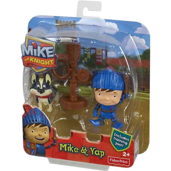 Mike & Yap, hahmosarja, Mike the Knight, Fisher-Price
