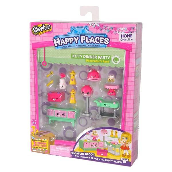Shopkins Happy Places Decorator