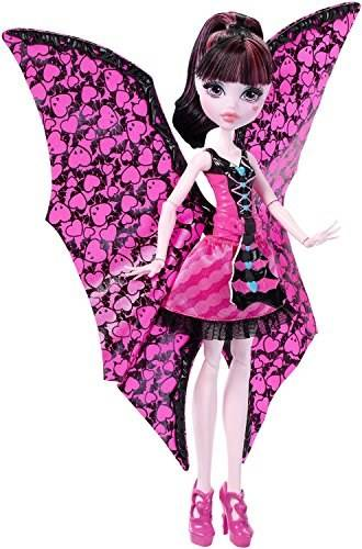 Monster High Ghoul-To-Bat Transformation Draculaura