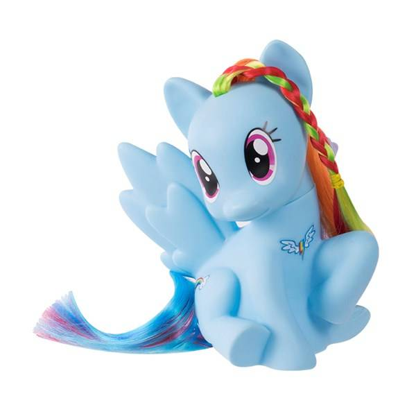 My Little Pony Kampauspää Rainbow Dash