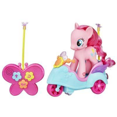 Radiostyrd Scooter, Pinkie Pie Cutie Mark Magic, My Little Pony