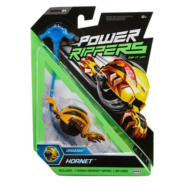 Battle Rippers, Hornet, 1-pack, Jakks Pacific