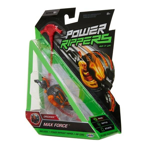 Battle Rippers, Max Force, 1-pack, Jakks Pacific