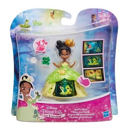 Tiana, Spin a Story, Little Kingdom