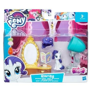 My Little Pony Friendship Rarity