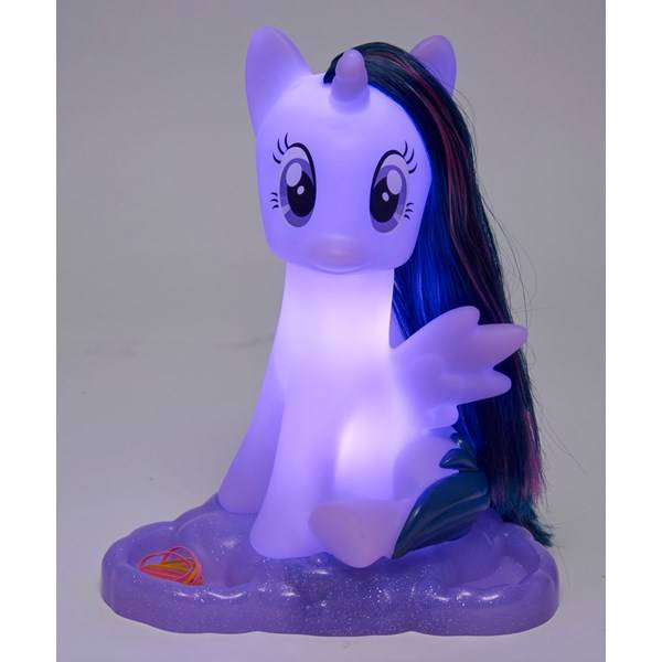 Sparkle Light UP Twilight Sparkle, My Little Pony
