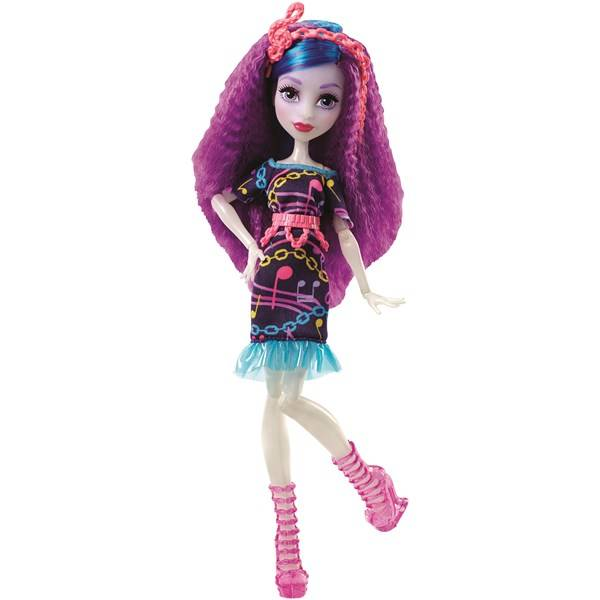 Monster High Electrified Montruos Hair Ghouls Ari Hauntington