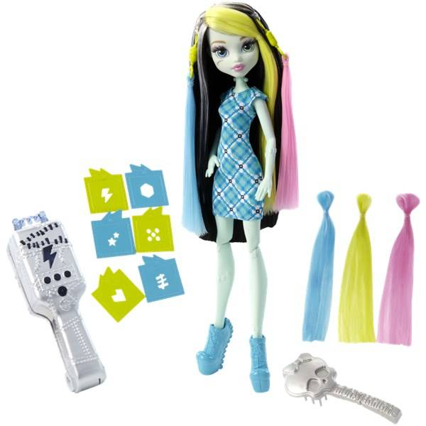 Monster High Voltageous Hair Frankie Stein
