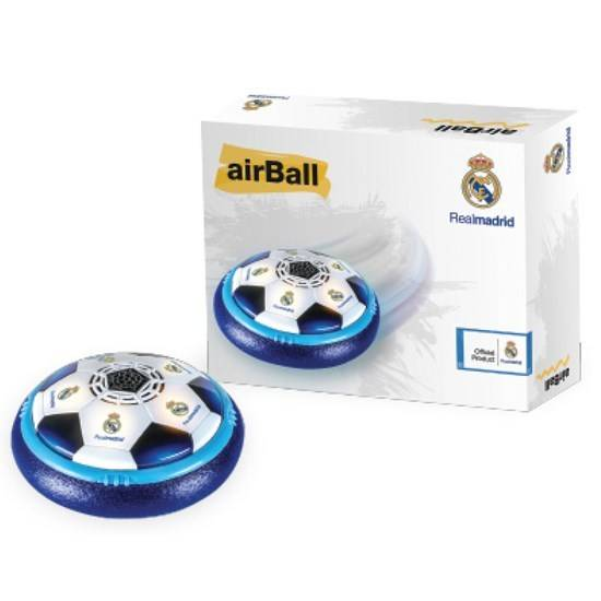 Real Madrid, Hoverball Airball