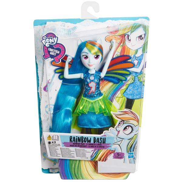 Rainbow Dash, Equestria Girls, My Little Pony