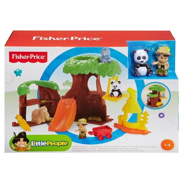 Fisher-Price Little People Treehouse, Fisher Price