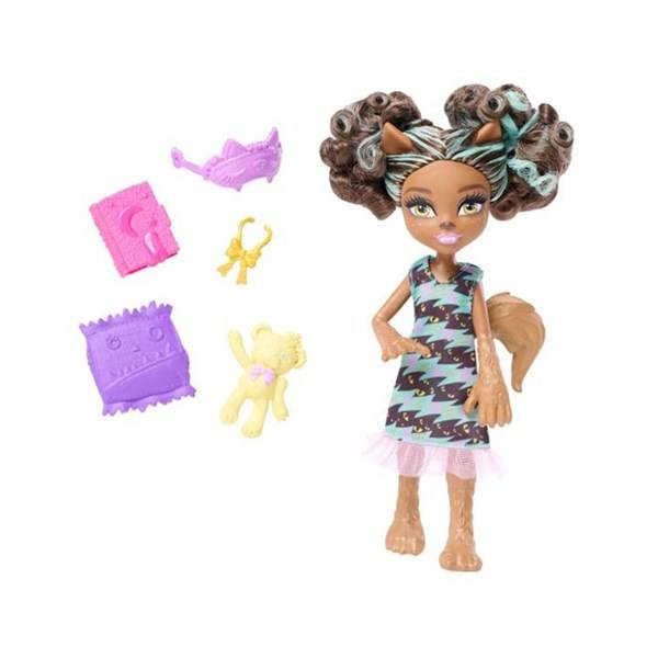 Doll, Clawdeen Wolf, Monster High