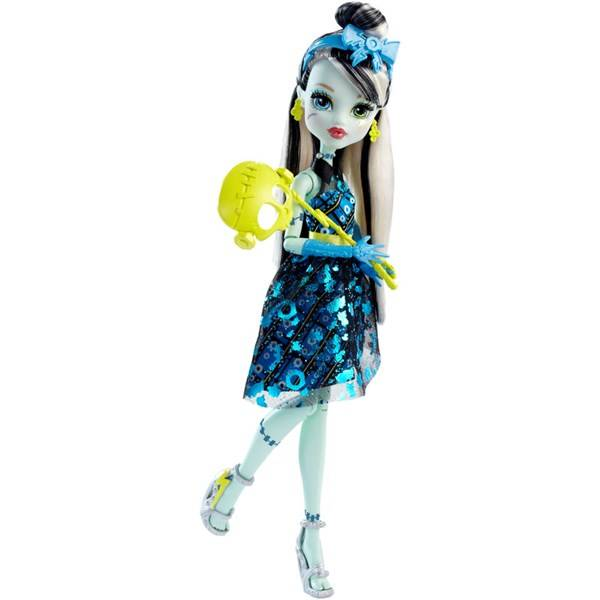 Monster High Photo Boo-th Frankie Stein