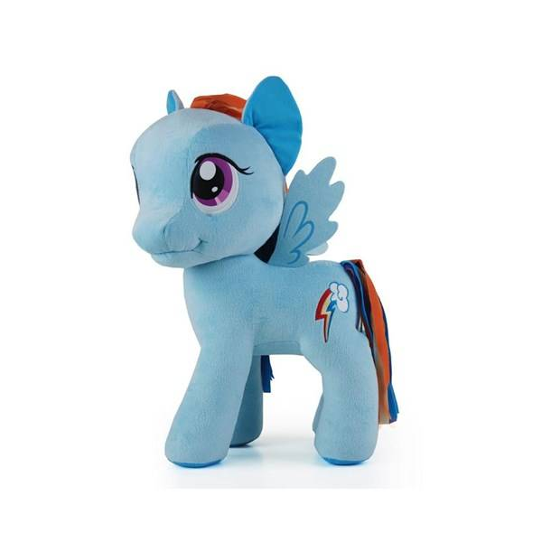 Rainbow Dash, Plush 55 cm, My little pony