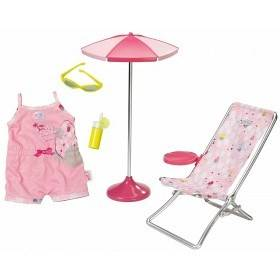 Baby Born Deluxe WOW Relax in the Sun Aurinkovarusteet