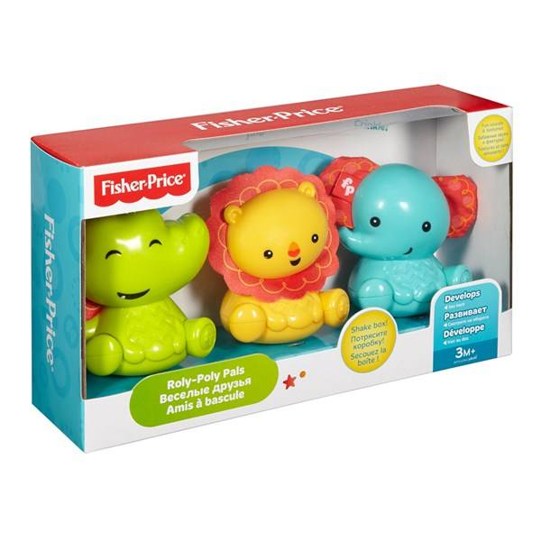 Fisher-Price Lekset, Roly Poly Pals, Fisher-Price