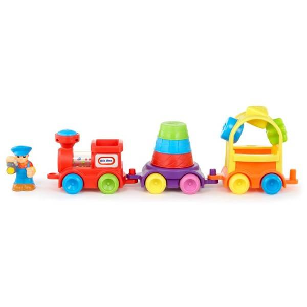 Little Tikes Discover Sounds Lajittelujuna