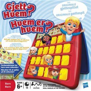 Hasbro Guess Who Reinvention, Hasbro