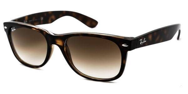 Image of Ray-Ban Aurinkolasit RB2132F New Wayfarer Asian Fit 710/51
