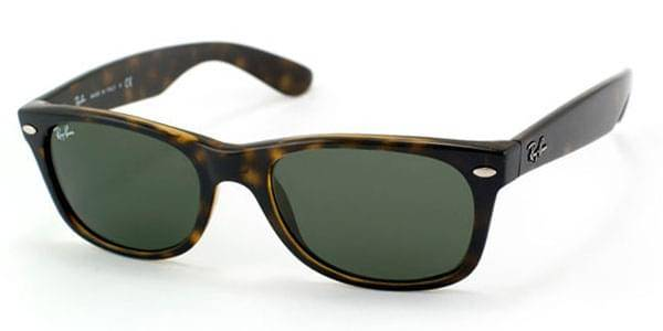 Image of Ray-Ban Aurinkolasit RB2132F New Wayfarer Asian Fit 902