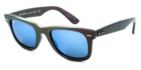 Image of Ray-Ban Aurinkolasit RB2140F Original Wayfarer Cosmo Asian Fit 611217