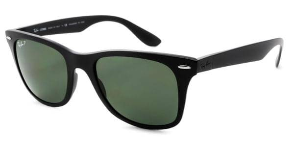 Image of Ray-Ban Aurinkolasit RB4195F Wayfarer Liteforce Asian Fit Polarized 601S9A