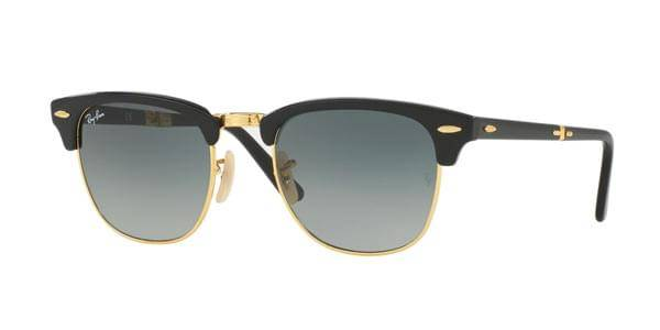 Image of Ray-Ban Aurinkolasit RB2176 Clubmaster Folding 901/71