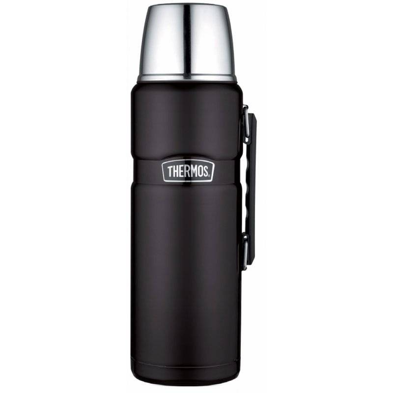 Thermos Stainless King 2.0 l Matte Black