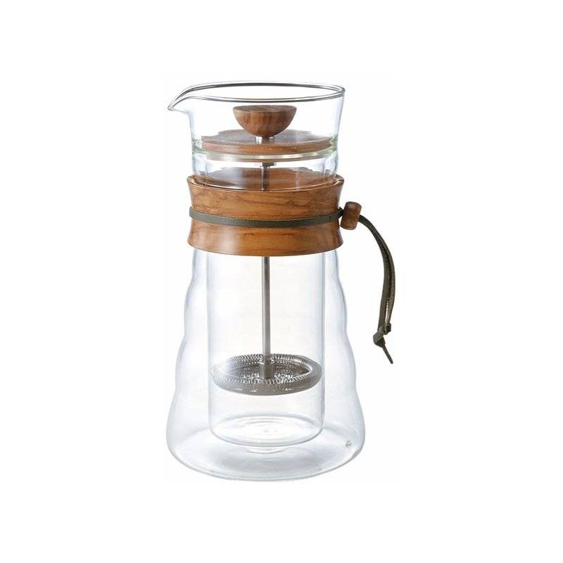 Hario Cafe Press Double Glass pressopannu 400 ml