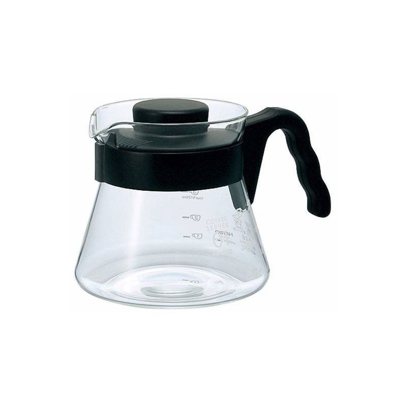 Hario V60 Coffee Server koko 01 kahvikannu 0.45 l