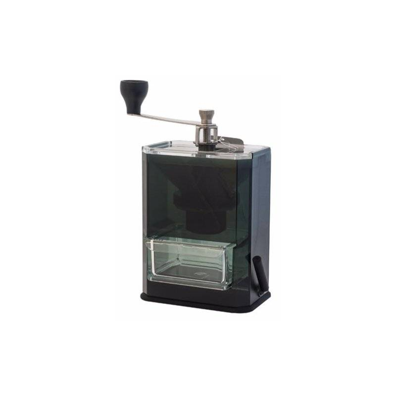 Hario Clear Coffee Grinder kahvimylly
